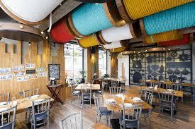 Teddy bear-themed restaurant in Bangkok design