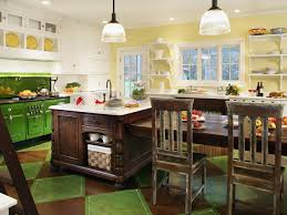 Painting Kitchen Floor Painting Kitchen Floors Pictures Ideas Tips From Hgtv Hgtv
