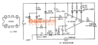 ry926 ceiling fan sd governing integrated circuit diagramry926 ceiling fan sd governing integrated circuit diagram