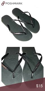 Havaianas Sandals Bnwot True To Size Reference Size Chart