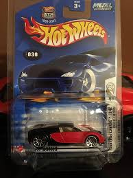 Watch full episodes of the science channel series how it's made.this is how a bugatti is made. Amazon Com Bugatti Veyron Hot Wheels 2003 First Editions Series 18 42 1 64 Scale Collectible Die Cast Car Model No 30 Toys Games