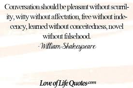 Shakespeare Quotes About Life Stunning Shakespeare Life Quotes Bakergalloway Charming Quotes