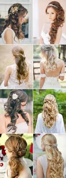 Wedding Hair Style Picture 200 bridal wedding hairstyles for long hair that will inspire 8595 by wearticles.com