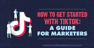 Gritty Growth Chart Flyers How To Get Started With Tiktok A Guide For Marketers