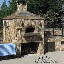 outdoor stone oven mugniani