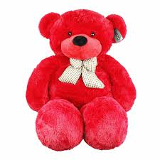 details about joyfay 47 120 cm red giant teddy bear big huge stuffed toy valentine gift