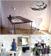 Whiteboard for home office Wall Decals Wall Can Be Turned Into Huge Whiteboard With Remarkable Dry Erase Paint Lowes Home Office Accessories Ideas Inahurryshopclub Wall Can Be Turned Into Huge Whiteboard With Remarkable Dry Erase