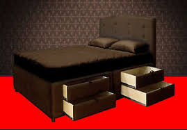 image is loading kingplatformbedframewithstoragedrawersupholstered king platform bed frame with storage t99 with