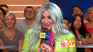 Kesha 2010 Chart Topper Kesha Has No 1 Album With Rainbow Abc News