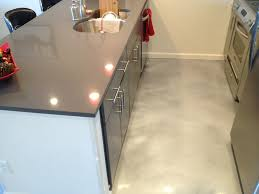 Concrete Kitchen Floor Amazing Concrete Kitchen Floor Latest Kitchen Ideas
