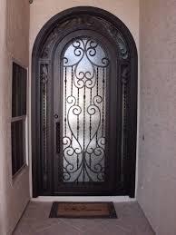Iron Entry Doors In Phoenix Landmark Iron Design