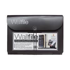 wall file polypropylene 7 pocket