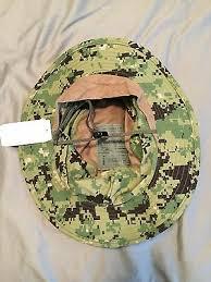 Nwt Nwu Type Iii Navy Seal Aor2 Digital Woodland Boonie Hat