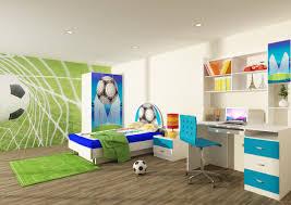 Wonderful Soccer Decor For Bedroom 21.