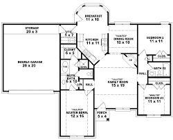 4 bedroom 1 story house plans 1 story house plans with 4 bedrooms one story house plans free printable images house 4 4 bedroom 1 story home plans