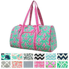 Monogrammed Quilted Bags, Duffles & Totes | GiftsHappenHere.com ... & Quilted Duffle Bag Large Weekender Adamdwight.com