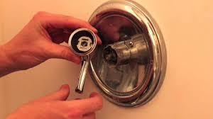 Shower Tub Faucet Stuck