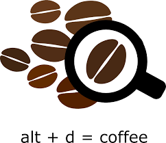 Coffee should have a logo [#1830016] | Drupal.org