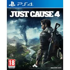 Игровой диск PS4 Sony <b>Just Cause</b> 4 [PS4, Russian version] купить ...