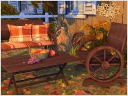 autumn furniture. Autumn Garden Furniture O
