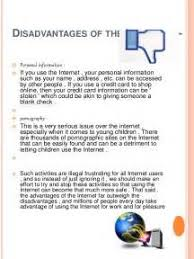 the internet essay advantages and disadvantages movie review  the internet essay advantages and disadvantages