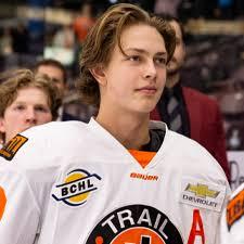 Kent Johnson | BCHL League Site