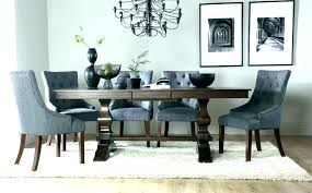 round dining table 8 chairs room set of and ebay uk