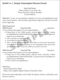 Sample First Job Resume Work Resume Template One Job Resume