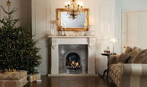 wonderful isokern fireplaces with white mantel kit before the decorative white wall matched with wooden floor