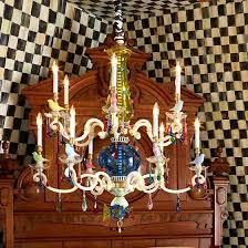 mackenzie childs chandelier inspirational