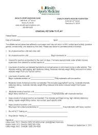 Information For Atcs University Of Miami Concussion Program