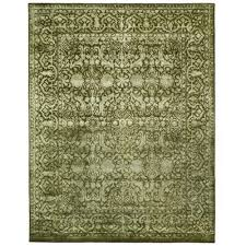safavieh silk road sage 6 ft x 9 ft area rug
