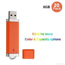 Flash Memory Design Bulk 20 Lighter Design 8gb Usb 2 0 Flash Drives Flash Memory Stick Pen Drive For Computer Laptop Thumb Storage Led Indicator Multi Colors