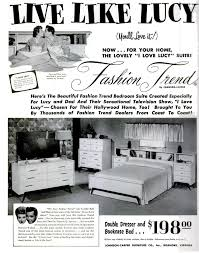 Perfect File:I Love Lucy Bedroom Set 1953.JPG