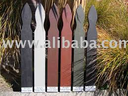 Painted Fences outdoor fence paint how to make fence 1540 by xevi.us