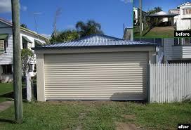 image of garage roller doors