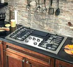 30 Inch Downdraft Gas Cooktops Stove Viking The Home Depot Intended