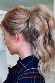 Cute Ponytail Hairstyles 49 Stunning 24 Cute Ponytail Hairstyles For You To Try Pinterest Ponytail