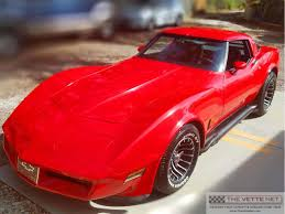 large picture of 81 corvette m6xd