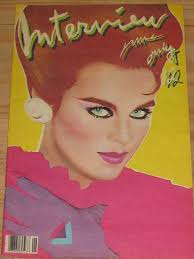 Tilleys Vintage Magazines : INTERVIEW MAGAZINE VOLUME 11 NUMBER 6, 7 ISSUE 1981 FOR SALE ANDY WARHOL PUBLISHER MAURA MOYNIHAN CO - 0c896b1d579bed1483f26c8aa3d4fc1d
