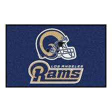 los angeles rams 5 ft x 8 ft ulti mat
