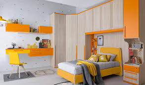 overhead bedroom furniture. Baby And Kids Furniture Golf Overhead Wardrobes Albicocca Lineare3 Bedroom L