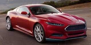 2018 mustang concept.  Concept And 2018 Mustang Concept T