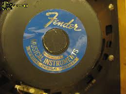 Fender Bandmaster Speaker Cabinet 1966 Fender Bandmaster 2x12 Speaker Cabinet Vi66febandm Caba22439
