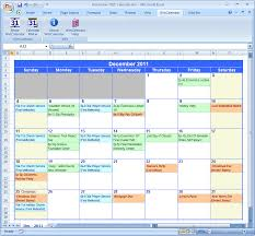 Excel Calendar Schedule Import Google Calendar Into Excel And Word