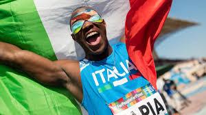 Il lancio di Oney Tapia - Sport Paralimpici - Rai Sport