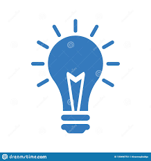 Commercial Electric Brand Lighting Bulb Lighting Bulb Idea Generate Icon Stock Illustration