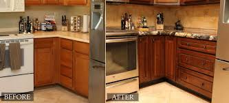 Reface Kitchen Cabinets Reface Kitchen Cabinets Before And After Miensk Decoration