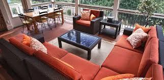 screened porch furniture. Screened Porch Furniture. Deckscapes Of Va Deck Builder Manassas Virginia | Northern Porches, Furniture M