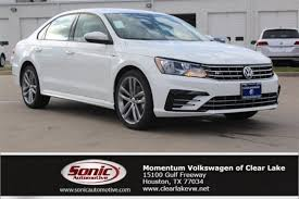 volkswagen passat 2018. new 2018 volkswagen passat 2.0t r-line sedan in houston